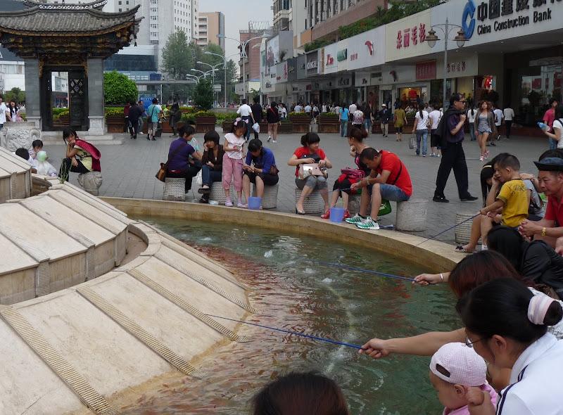 CHINE.YUNNAN.KUN MING Temple, jardin horticole,Musée des minorites - P1270363.JPG