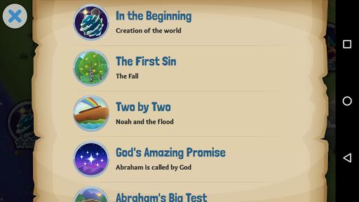 Bible App for Kids: Interactive Audio & Stories 2.20 screenshots 5