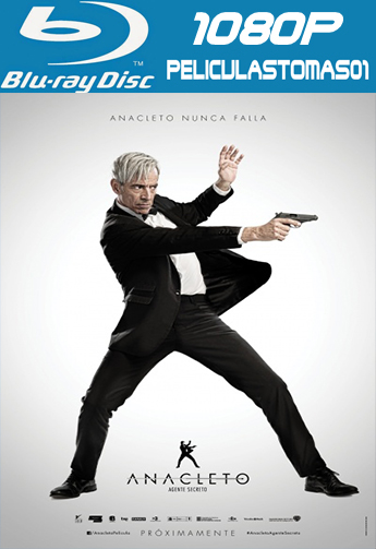 Anacleto: Agente Secreto (2015) BDRip m1080p
