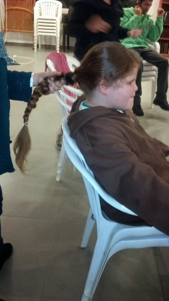 Donating hair for cancer patients 2014  - 1970817_539643409485290_2059553083_n.jpg