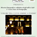 1° Corso di fotografia e Mostra fotografica 2012