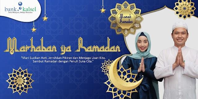 Sambut Bulan Ramadan, Bank Kalsel Gelar 'Mozaik Ramadan'