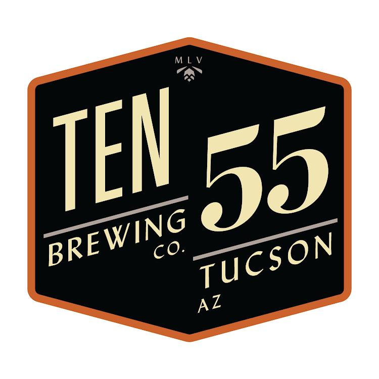 Logo of Ten55 Sonoran Dunkelweizen