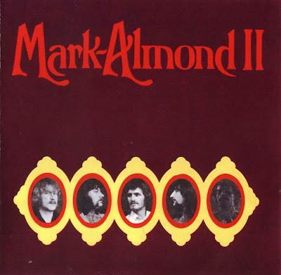 Mark-Almond ~ 1971b ~ Mark Almond II
