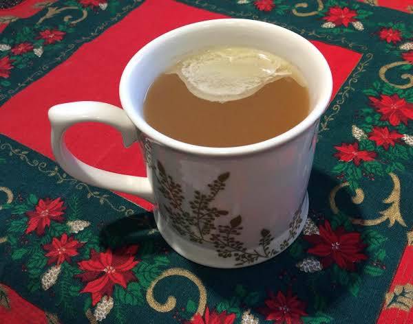 Crockpot Spiced Rum Cider Recipe