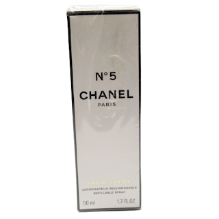 Chanel No 5 New Eau de Toilette Spray