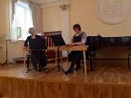 Концертная программа: Кристи ОЯЛА и Анда ЭГЛИТЕ - кокле (Латвия)