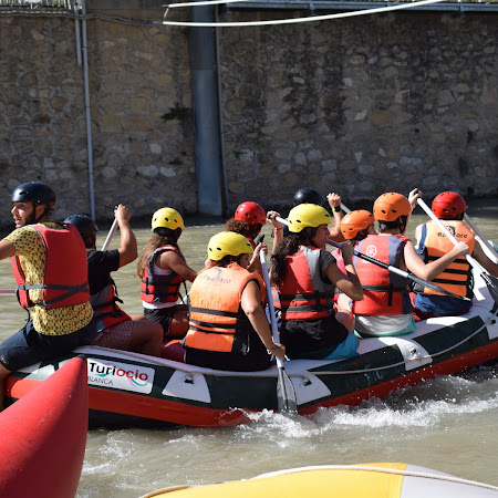 Descenso en Rafting y Banana Boat 29/07/2018