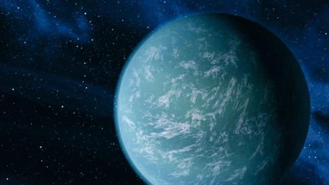 Um dos planetas alienígenas mais próximos da Terra parece ser um 01