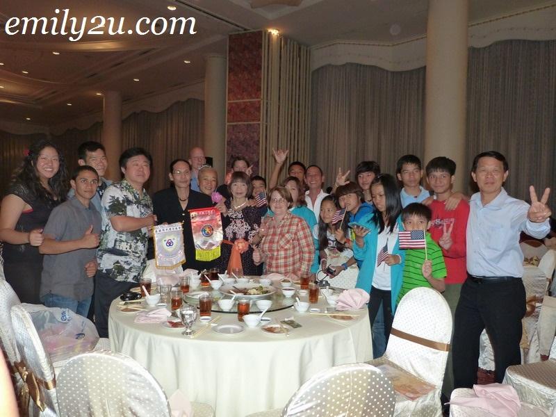 Ipoh Chinwoo anniversary dinner