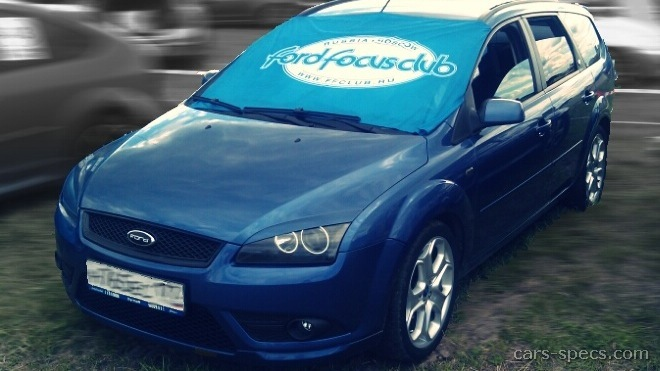 2007 ford focus wagon specifications  pictures  prices