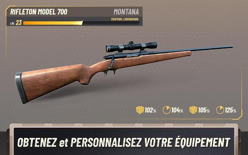 Code Triche Hunting Clash:Jeu de chasse, tir sportif, chasseur mod apk screenshots 4