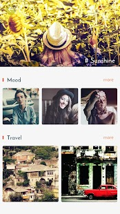 Camera POTD - Photo Editor, Filter Cam, Stickers- screenshot thumbnail