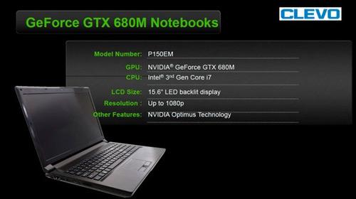"""GeForce GTX 680M: VGA """"khủng"""" cho laptop lộ diện 6"""