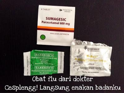 Obat flu yang aman untuk ibu hamil