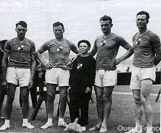 1936-Jeux Olympiques - Berlin (GER)
