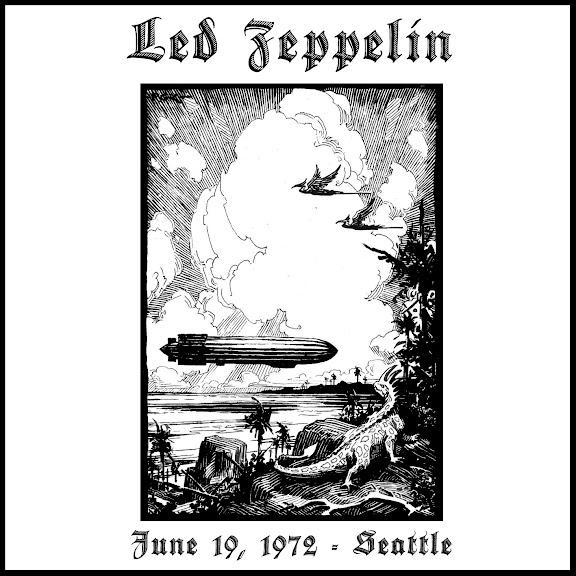 Led Zeppelin - 1972-06-19 - Seattle - Guitars101 - Guitar Forums