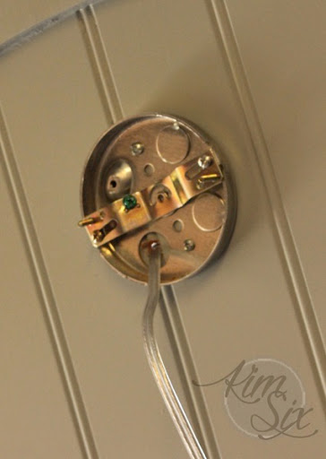how to convert a hardwired wall sconce to a plug in the kim six fix rh thekimsixfix com