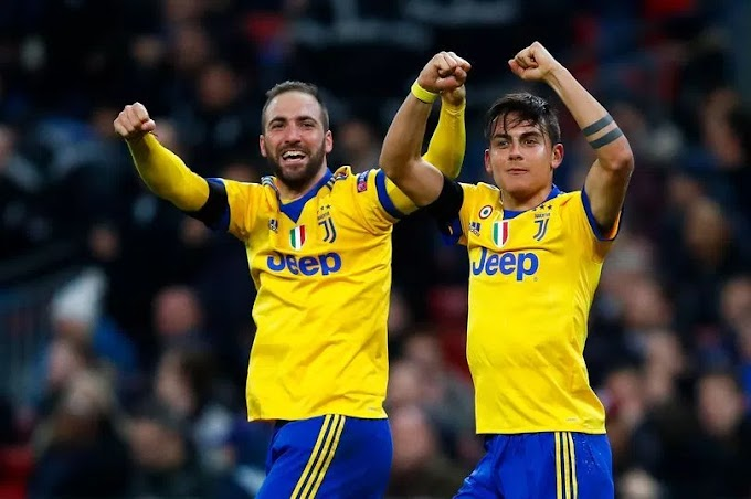 5 TALKING POINTS! Tottenham 1-2 Juventus (3-4 agg)… As Higuain And Dybala Knocks Spurs Out Of Champions League
