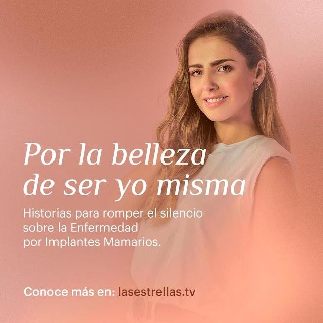 """Televisa Digital lanza """"Por la belleza de ser yo misma"""""""