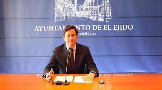 El juicio al alcalde de El Ejido por presunto delito fiscal será en abril