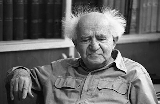 Carta de Ben-Gurion esboçando sua visão para Israel descoberta após 69 anos