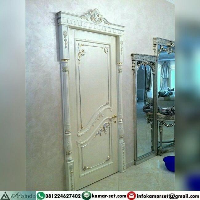 pintu kamar cantik mewah