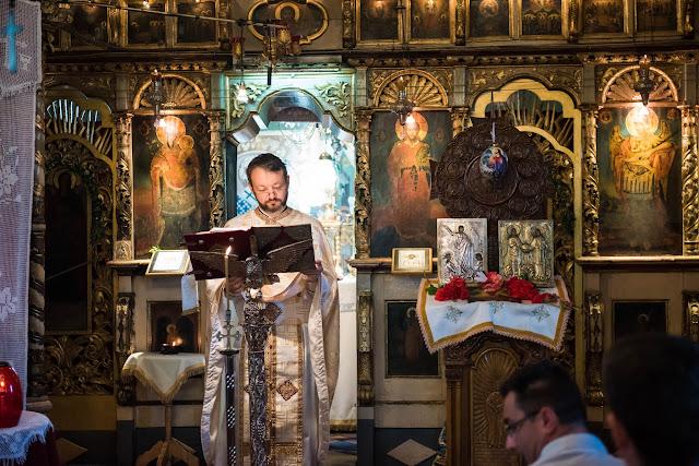 9 August - Sf. Liturghie la Duminica a X-a după Rusalii