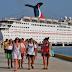Ministerio de turismo:  Más de 17.000 turistas y tripulantes visitarán Puerto Plata esta semana