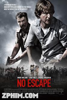 Không Lối Thoát - No Escape (2015) Poster