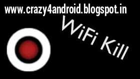 WifiKill Pro v2.3.2 Cracked Apk - APK Download Source List