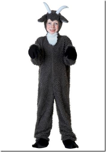 disfraz casero de cabra (14)