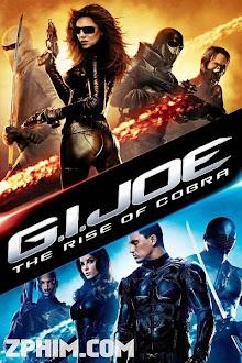 Biệt Đội G.I. Joe: Cuộc Chiến Mãng Xà - G.I. Joe: The Rise of Cobra (2009) Poster