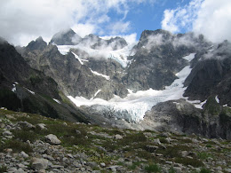 Mount Shuksan in the North Cascades National Park.