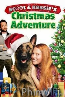 Kì Giáng Sinh Phiêu Lưu - K-9 Adventures: A Christmas Tale poster