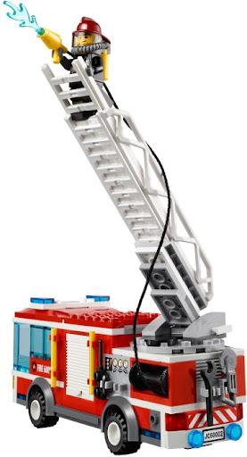 60002 レゴ はしご車