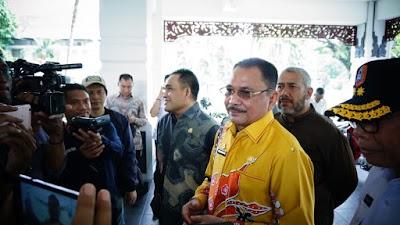 DPRD Kalsel Janji Bawa Tuntutan Demonstran ke Jakarta