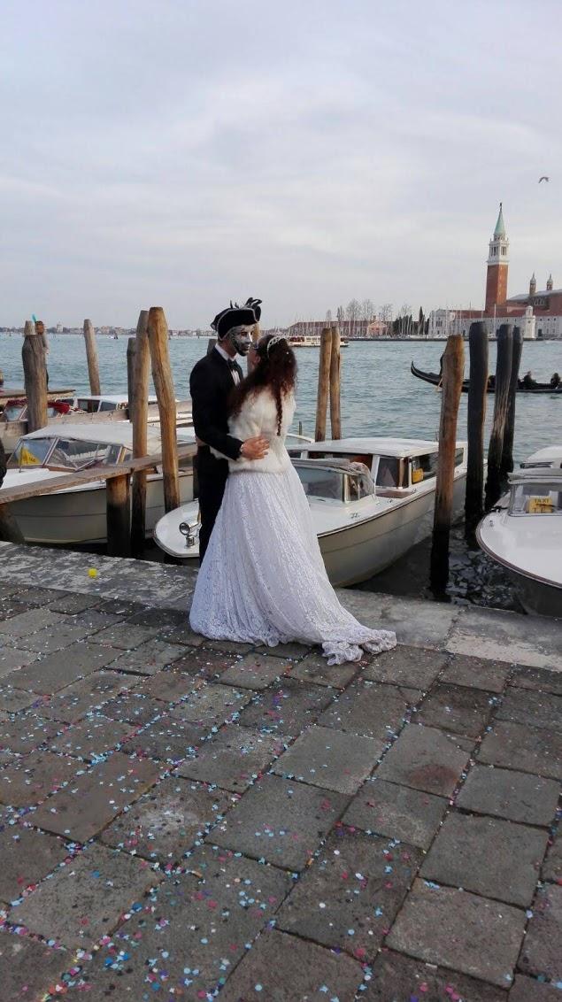 Due innamorati a San Marco di gabriele_toma
