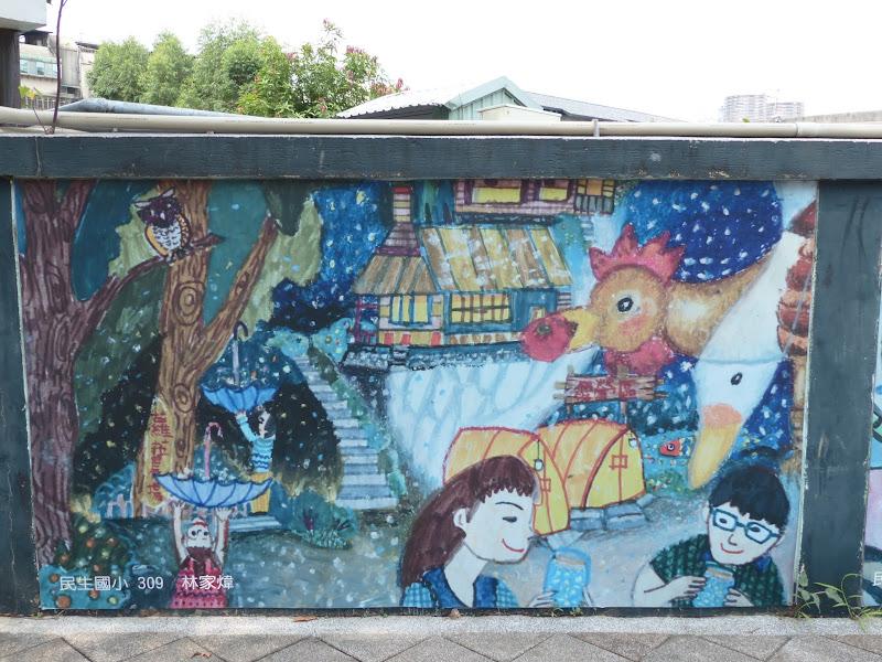 Taipei. Modélisme davions et Street art - P1250783.JPG