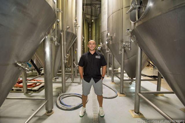 Maui Brewing Company Founder Nominated for Prestigious Award