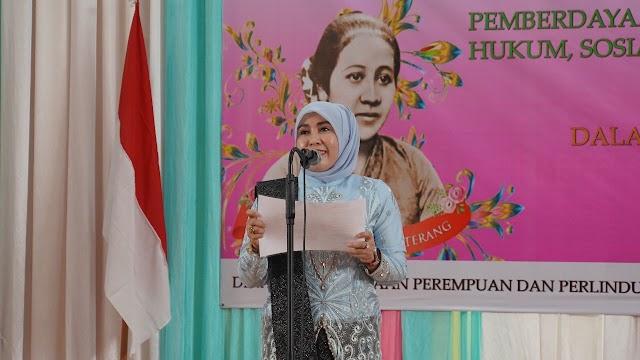 Sri Huriyati Hadi: Jadilah Kartini Balangan, Berjuang untuk Keluarga dan Masyarakat