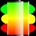 Battery status + Widget icon