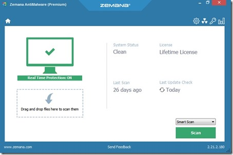 Zemana AntiMalware Premium 2.21.2.180 Multilingual