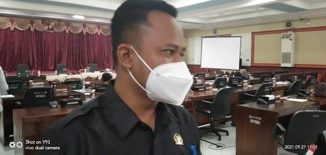 Rapat Lanjutan Terkait APBD Bartim, Ini Penjelasan Ketua DPRD