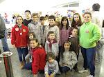 Visita Exposición de Ninot y entrega ninot