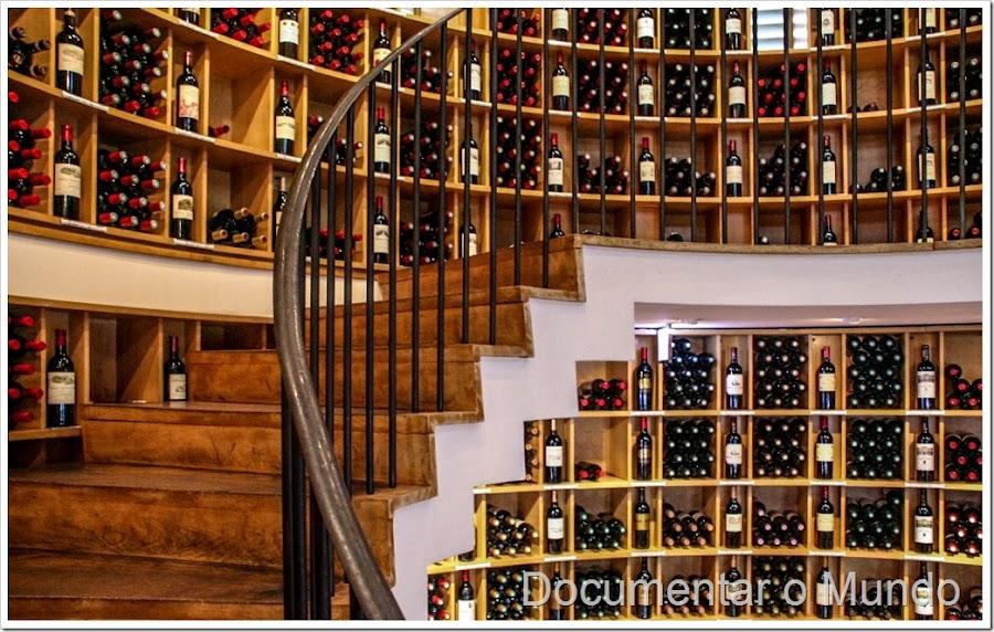 L'Intendant, principais lojas de vinho em Bordéus.