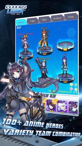 Goddess Legion: Silver Lining - AFK RPG 6.0 de.gamequotes.net 3