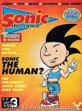 Actualización 23/01/2018: Se agrega el pequeño cómic perteneciente a la publicación Sonic The Comic numero 17 por Doger 178 de The Tails Archive y La casita de Amy Rose, disfrútenlo.