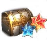 麗しい星の欠片ボックス