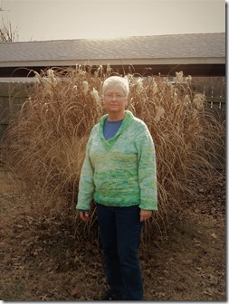Five year sweater